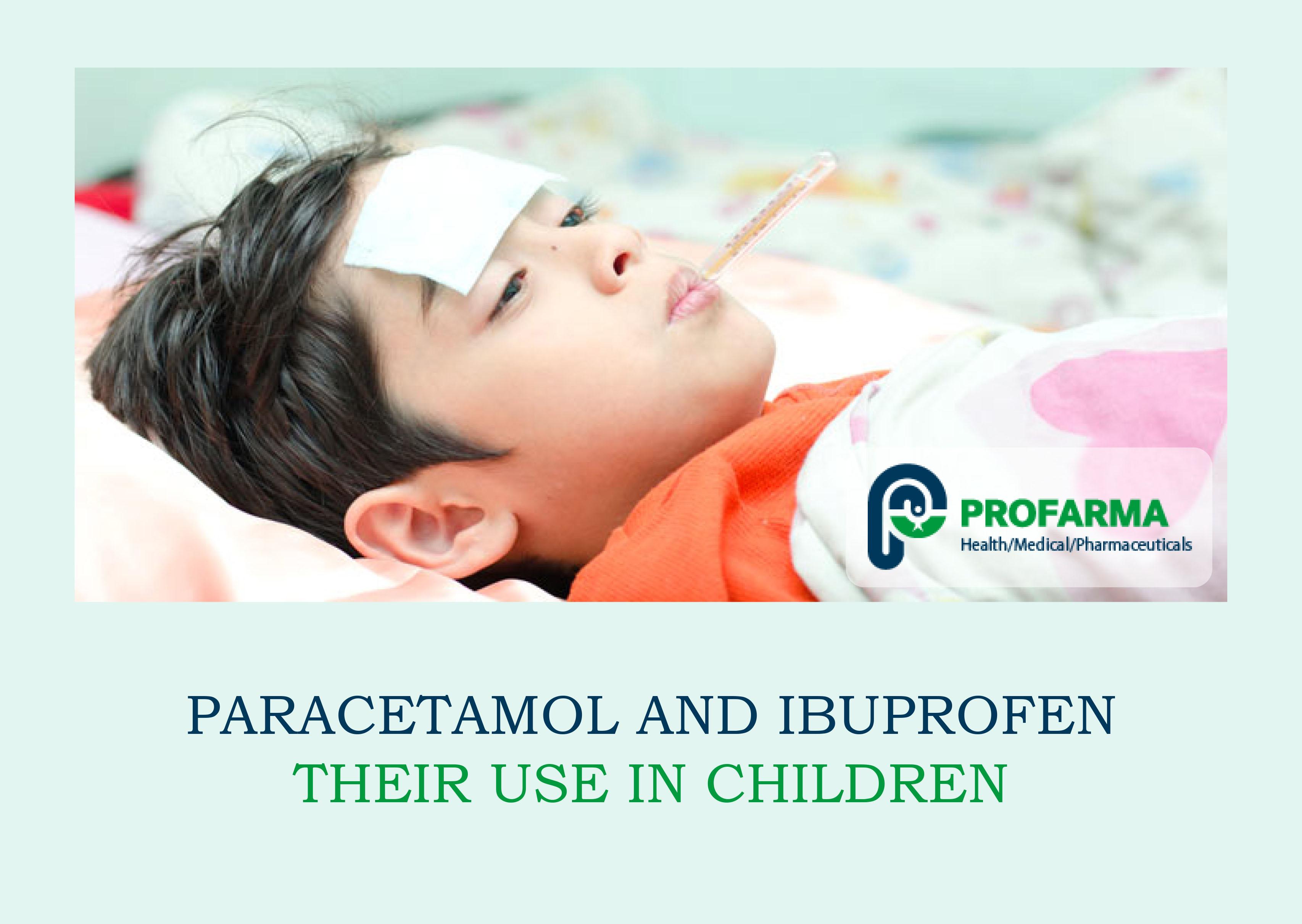 Paracetamol and Ibuprofen!