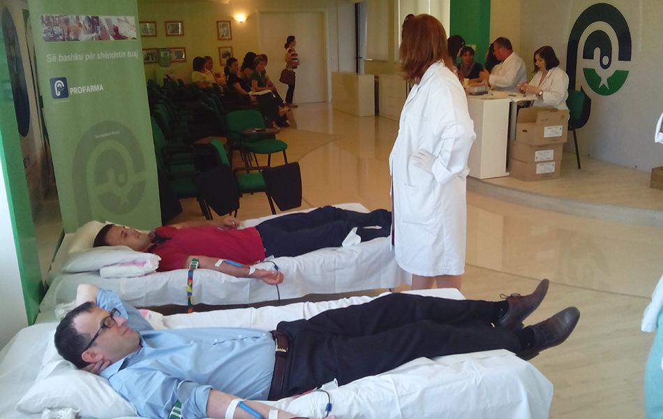 Dhurimi i gjakut 2:: Profarma