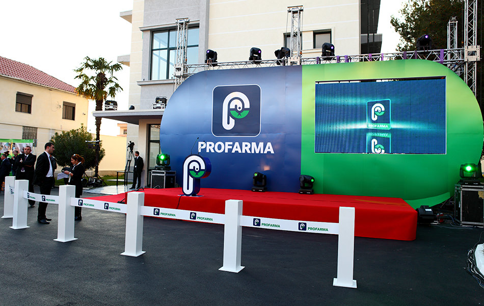 Inauguration of Profarma:: March 2011