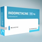 Indometacine 100mg