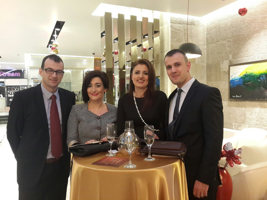 'PROFARMA' is awarded as the best pharmaceutical company of the year 2014
